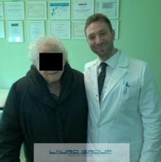 Caso clinico – Lombosciatalgia cronica in paziente anziana